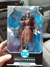 DC Multiverse The Infected KING SHAZAM! McFarlane Toys 7? 2021