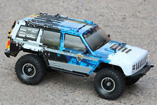 FREE XTC RC 4WD MONSTER CRAWLER TRUCK 1:10 RTR 2,4 GHz LIPO AKKU BALANCER MEN