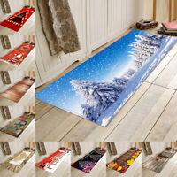Design Fußmatte Schmutzfangmatte Frohe Ostern Dunkelgrün Oster-Deko 40x60 cm