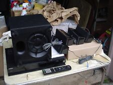 New listing Sony Ht-Sf470 Complete 4.1 Home Theatre in a Box Stereo System