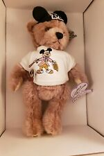"""Annette Funicello Bear """"MONDAY MOUSEKEBEAR""""  1st in days of the week - with COA"""