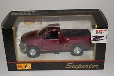 Maisto Superior Diecast Metal Pickup Truck 1/33 Scale, Boxed