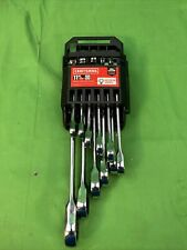 New Craftsman Cmmt87022 Wrench Set 11pc Ratcheting Wrench