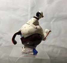 Carlton Ware Lustre Pottery Roger Michell Clown Teapot