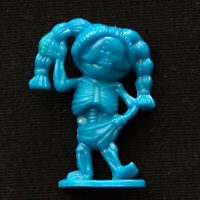 Vintage 1986 Topps Garbage Pail Kids CHEAP TOYS Series 1 Blue THIN LYNN Figure