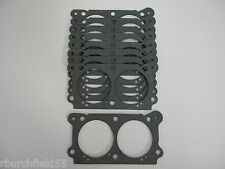Holley QFT AED CCS 4412 4412S 80583-1 Throttle Body Gasket Sold as 10 Pack
