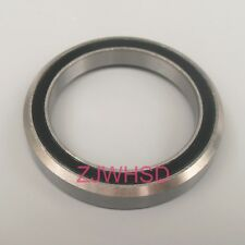 "30.15x41x6.5mm 45°x45° 2RS Taper ACB Angular Contact Bearing for 1-1/8"" Headset"