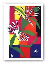 MODERN ART PRINT La Danseuse Creole by Henri Matisse