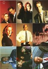 X Files Season 3 Full 72 Card Base Set of Trading Cards from Topps ~ New