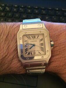 Cartier Santos Men's Watch