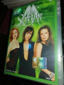 Film per tutti Formato: DVD Streghe Stagione 01-2-3-4-5 Shannen/Milano
