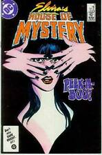 Elvira's House of Mystery # 4 (États-Unis, 1986)