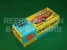 Corgi #491 Ford Cortina Super Estate - Reproduction Box by DRRB