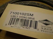 "Oem Snapper, Simplicity 52"" Zero Turn Hydro Drive belt 7100102, 7100102sm New!!"