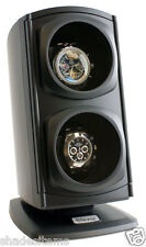 Versa Automatic Double Watch Winder - Black -  New Design Model G015