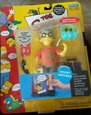 The Simpsons 'Resort Smithers' World of Springfield -Series 10- Interactive