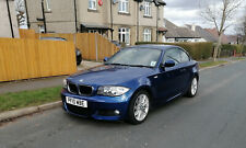 2010 Bmw 2.0 118d M sport coupe - £30 road tax manual diesel hpi clear