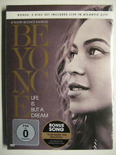 """Beyonce """"Life is But a Dream"""" 2 DVD Limited Edition 2 Disc Set + Download Code"""