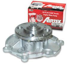 Airtex Engine Water Pump for 2010-2013 GMC Terrain 3.0L 3.6L V6 - Auxiliary qz