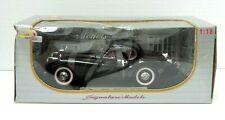 Signature Models Limited 1949 Jaguar XK120 - 1:18  Model # 18120 - Black  - A648
