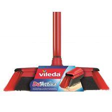 Vileda DuActiva Besen mit Plastikstiel Microschwamm Du-Activa
