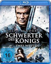 Spade del re-due mondi [Blu-ray] (Nuovo & Ovp) Dolph Lundgren/U. Boll