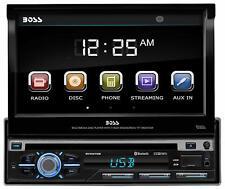 "BOSS Audio BV9979B Car DVD - Bluetooth, Multi-color Illumination, 7"" Touchscreen"