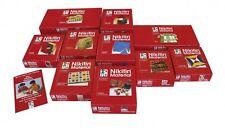 Completamente nikitin-total de paquete 10 juegos + libro desarrollo uni bloques de creación geo número