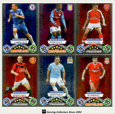 2009-10 Topps Match Attax Trading Card Game Factory Case (12 Boxes X24 Packs)