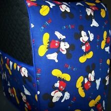 Mickey Mouse Quilted Fabric  Cover for KitchenAid Mixer NEW