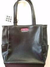 Delta Airlines Moleskin Tote Handbag/Tote Bag - New!