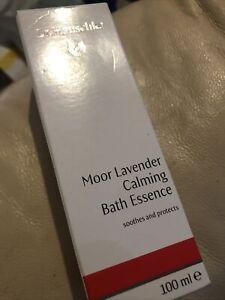 Dr Hauschka Genuine Organic Moor Lavender Calming Bath Essence 100ml