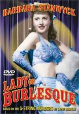 Lady of Burlesque [DVD] [1943]