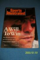 1990 Sports Illustrated SAN FRANCISCO GIANTS Will CLARK No Label A WILL TO WIN