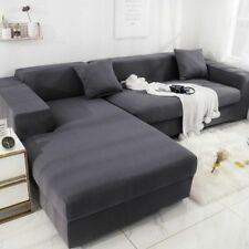 Elastic Sofa Cover For Living Room Sectional Sofa Slipcover Furniture Cover