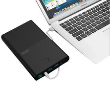 Vinsic 30000mAh Power Bank External Battery Charger for Notebook Laptop Phone