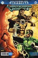 Lanterna Verde N° 32 (110) - Universo DC Rinascita - RW Lion - ITA NUOVO #NSF3