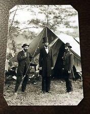 President Abraham Lincoln Civil War tintype C22RP
