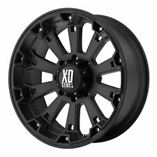 20″ XD Series 800 Misfit Wheel with Matte Black Finish (20×9″/6x135mm)