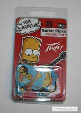 Peavey The Simpsons Collection 1 Pack 03020360 Acoustic or Electric Guitar Picks