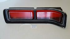 1972 1973 Lincoln Continental Mark IV Right Tail Light OEM Bezel Lens RH 72 73