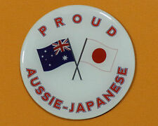 PROUD AUSSIE - JAPANESE FRIDGE MAGNET AUSTRALIAN SOUVENIR GIFT JAPAN