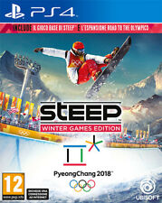 Steep Winter Games Edition PS4 Playstation 4 IT IMPORT UBISOFT