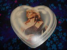 Blondie - Original Promo Partial Display - Heart Of Glass/Debbie Harry