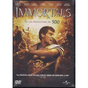 Immortals (DVD Nuevo)