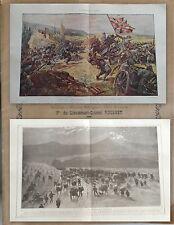 Le Panorama de La Guerre Mondiale 1914-19 Fascicule n°2