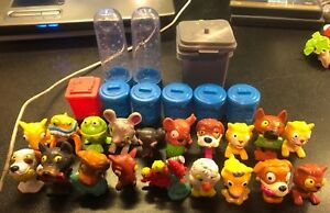 Moose Toys Ugglys Lot The Trash Pack with Cans G1
