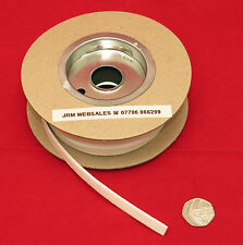 Fibre Sealing Strip For Stove-Woodburner - Multifuel Door Glass 10mm x 2mm 10mtr