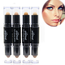 Makeup Face Eye Foundation Natural Cream Highlight Concealer Conture Pen Stick