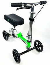 NEW KneeRover GO Knee Walker - The Most Compact & Portable Knee Scooter Crutches